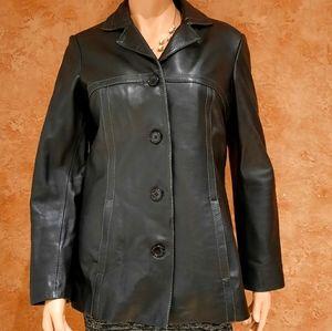 Danier geniune leather jacket xs woman